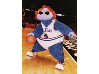 SIXERS MASCOT SEARCH (or lack thereof...)  (3/3)