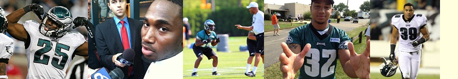 MEET THE 2012 PHILADELPHIA EAGLES (3/6)