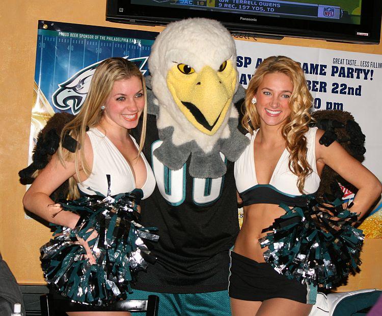 philadelphia eagles meet and greet 2012