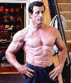 I'll look like this at 60!